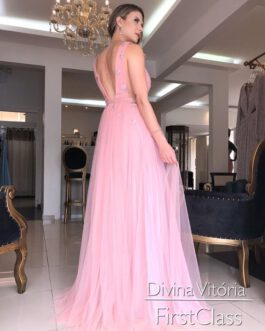 Vestido de festa longo, princesa sexy, para madrinhas, formandas